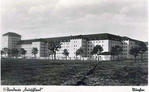 Inspection, Muenchen Freimann ca. 1938
