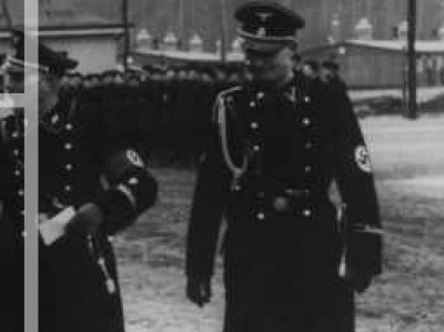Japanese delegation visits Sachsenhausen 1935