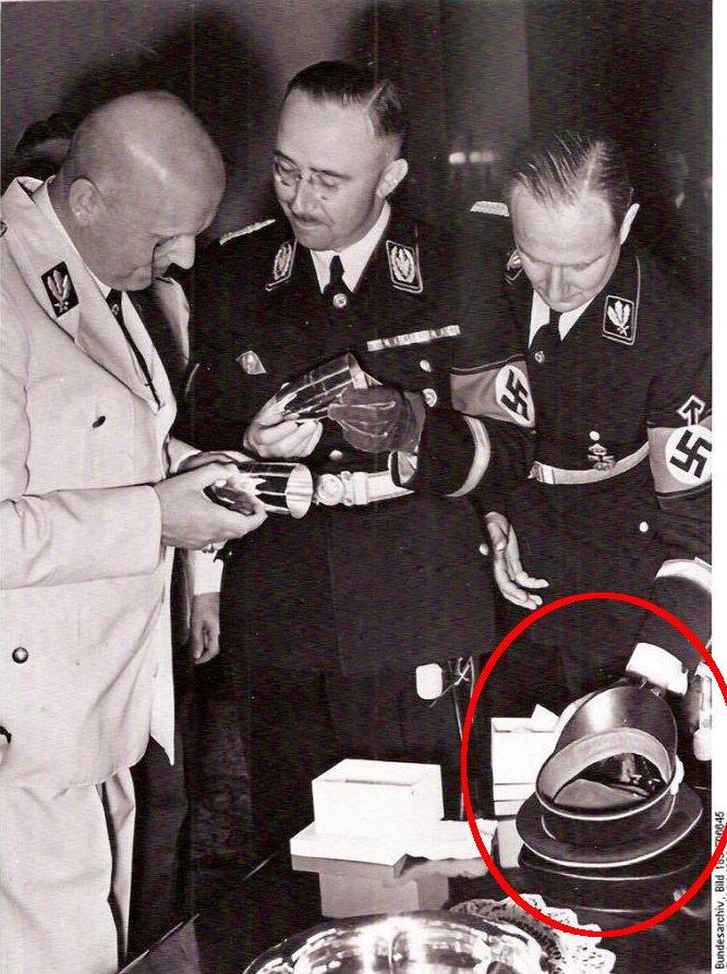 german architect reinhard heydrich Reinhard tristan eugen heydrich (german: [ˈʁaɪnhaʁt ˈtʁɪstan ˈɔʏɡn̩ ˈhaɪdʁɪç] ( listen) 7 march 1904 - 4 june 1942) was a high-ranking german nazi official during world war ii, and a main architect of the holocaust he was an ss-obergruppenführer und general der polizei (senior group leader and.