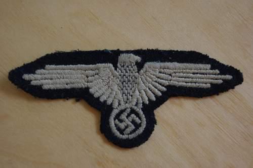 wss sleeve eagle