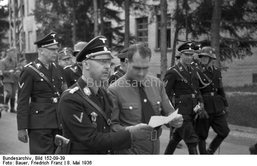 Allgemeine SS Visor Cap