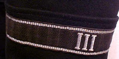 Germania Cuff Title - Little Different...