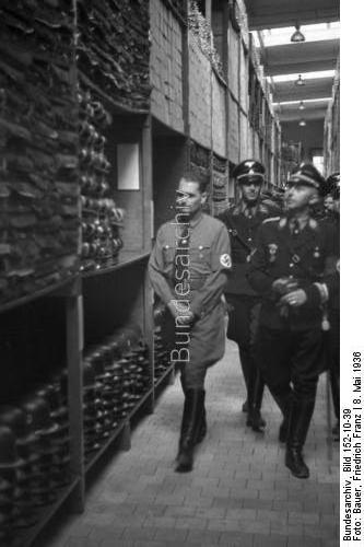 Delich treasures:  Dachau and SSTV regalia.