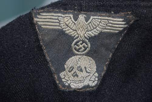ss panzer cap trapesoid