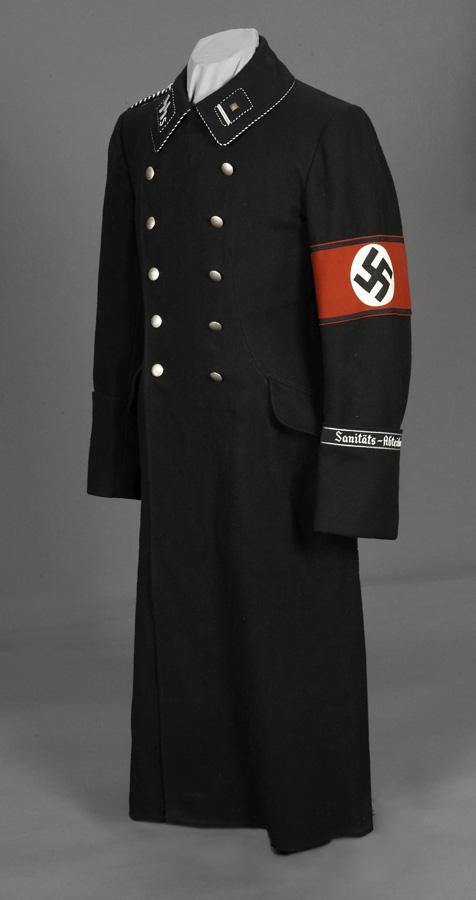 Mantel der ss