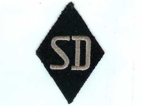 SD Sleeve Diamond