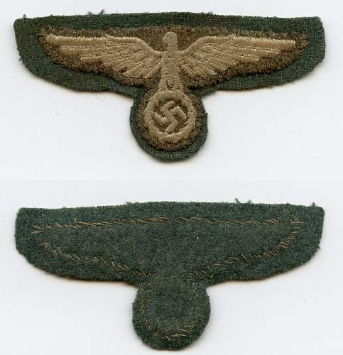 7 Waffen SS Prince Eugen Tunic