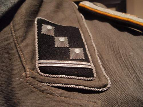 Deutschland Pre War HBT Tunic