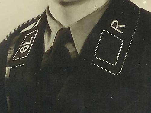 Photo Reference of SS Reserve Collar Tabs