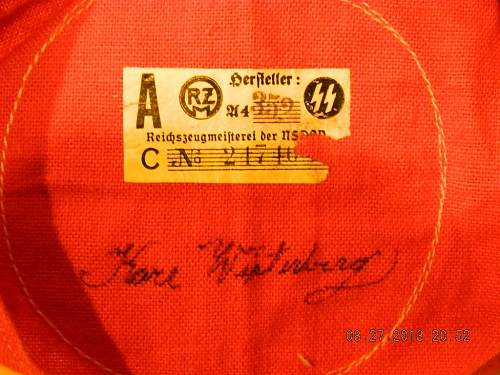 Need Help Authenticating SS Armband with ID and RZM Tag