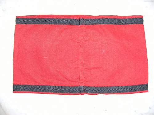 Cloth SS Armband for Summer Use?