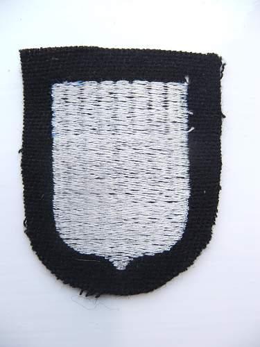 Estonian Arm Patch