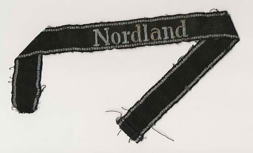 Nordland Cufftitle