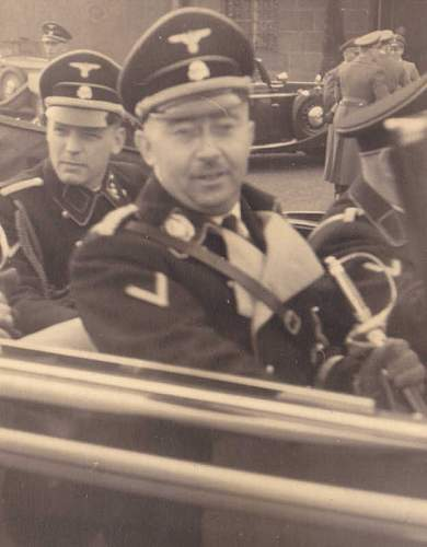 Ulrich Graf, the early years and Hitlers old fighters