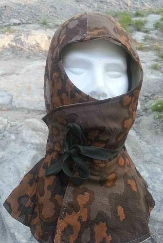Waffen SS kopfhaube