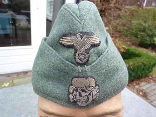 SS headgear collection