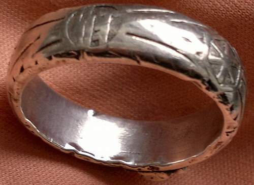 """Fake """"T""""ring...but why?"""