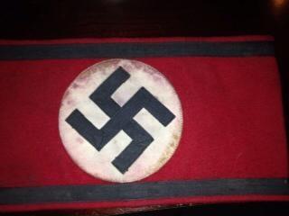Reichsfuhrer SS armband!