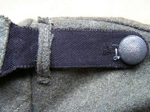 SS M42 tunic Nederland
