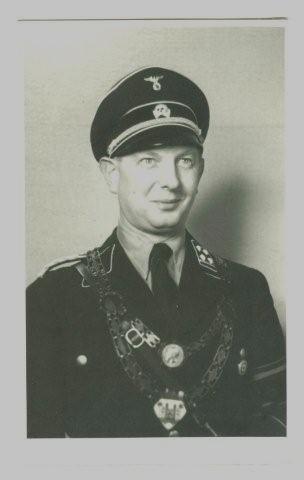 Obersturmbannfuhrer Richard Wendler