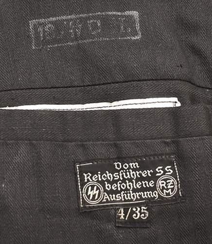 SS armband original?