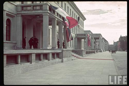Click image for larger version.  Name:Führerbau, Hitler's official residence in Munich, September 1938.jpg Views:104 Size:110.7 KB ID:640538