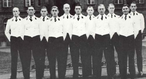 White Uniform, is it military?