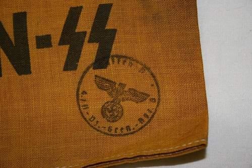Waffen SS Printed Armband?