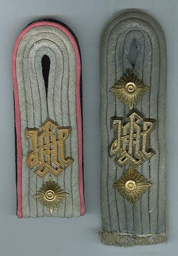 LAH shoulder board cyphers
