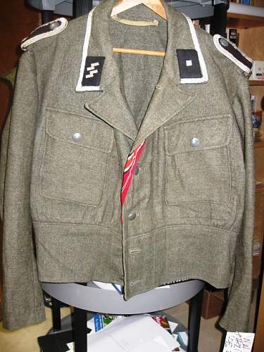 SS tunic .......for wash rags?
