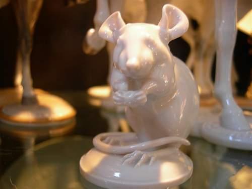 Allach Porcelain