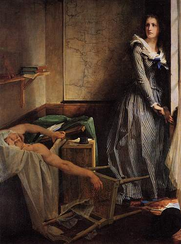 Click image for larger version.  Name:Charlotte_Corday.jpg Views:34 Size:185.5 KB ID:660672
