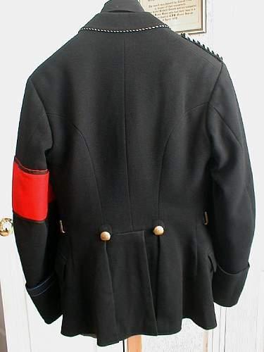 Allgemeine SS Field Grey Tunic