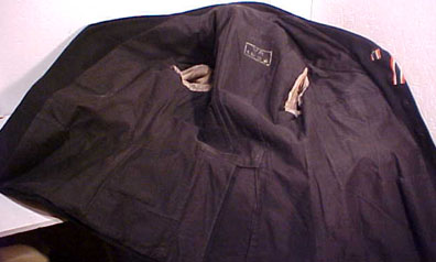 Black SS tunic for review please