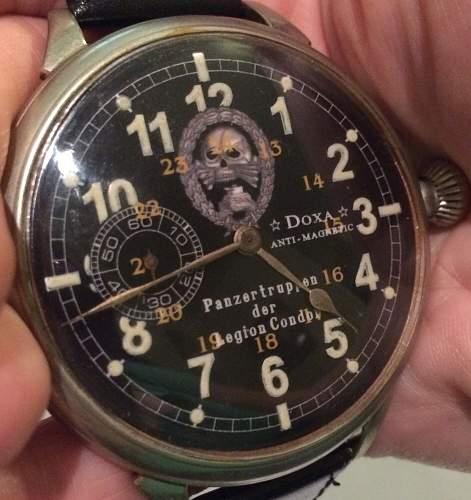 Found watch