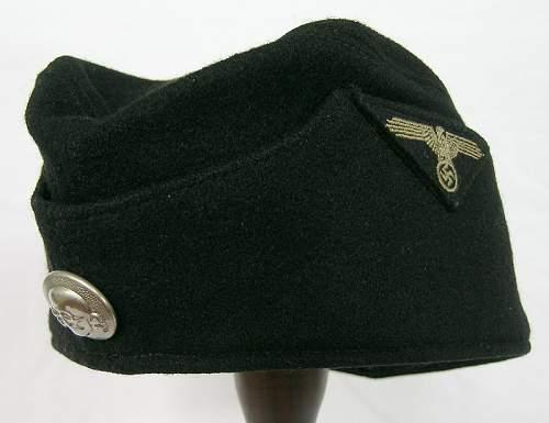 SS-VT Overseas Cap Eagle