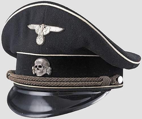 John Pepera SS headwear at Hermann Historica