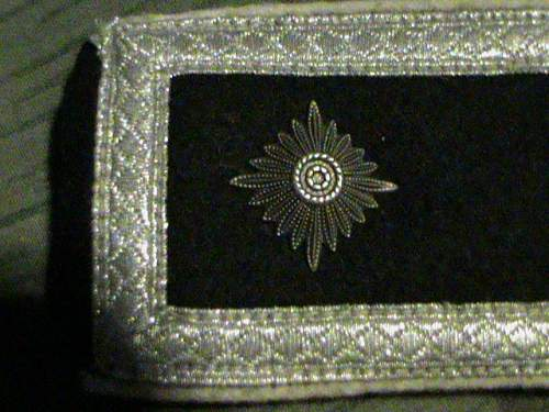 SS Shoulder Board?
