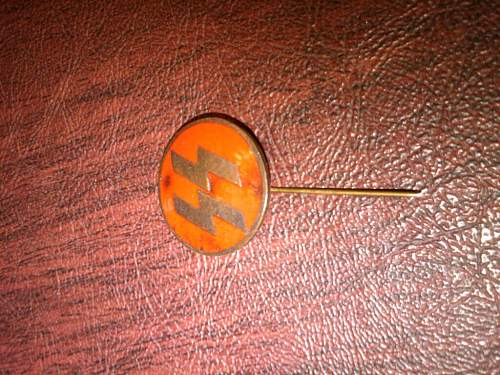 Need Help Identifying this stick pin