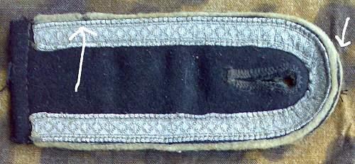 Salty SS Bullion Collar Tab
