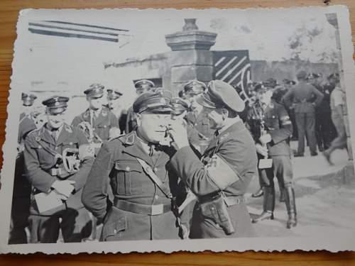 Help identifying SS uniform