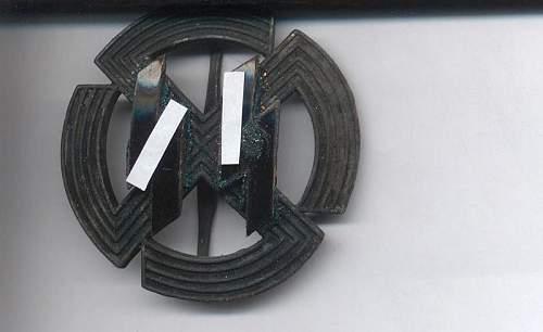 SS rune original or fake?