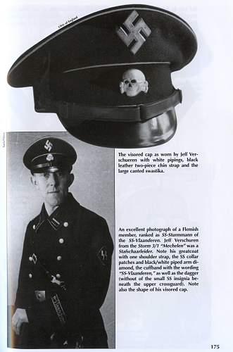 SS Vlaanderen visor