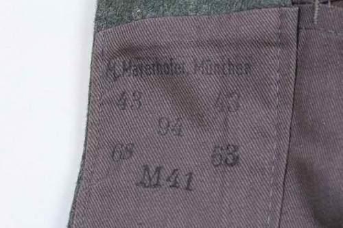 Mayerhofer firm, Munich