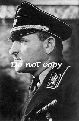 Dietrich post card, December 1935