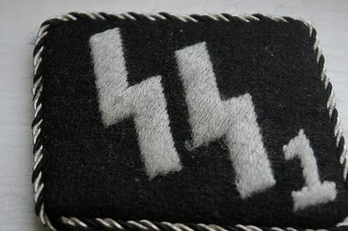SS VT collar tab , opinions?