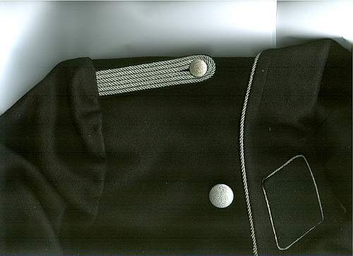 LAH shoulder boards