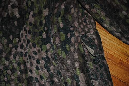 M44 Dot Camo Tunic and  Trousers