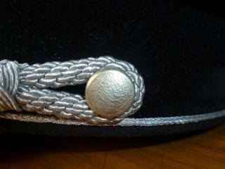 SS Feldgrau Visor Cap