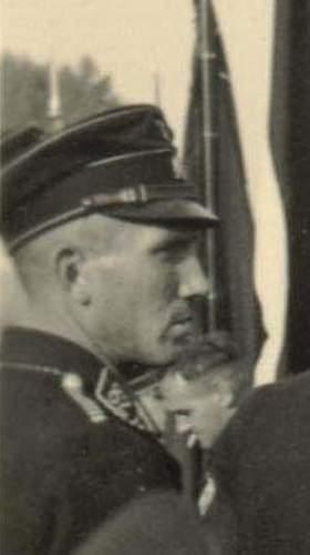 SS headwear day dreams, Nuremberg 1934.